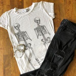 Casual Skeleton T